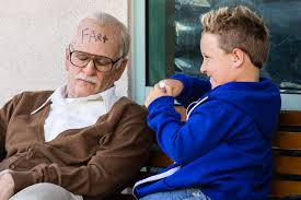 Irving Zisman: Bad Grandpa
